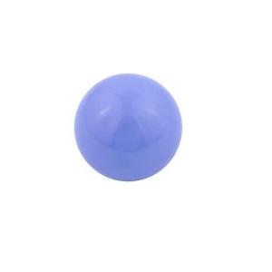 licht paarse klankbol