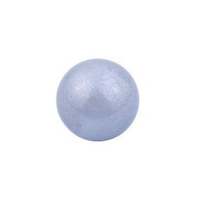 zilveren klankbol