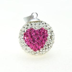 kristallen-zwangerschapsbel-roze-hart