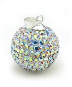 zwangerschapsbola kristal rainbow
