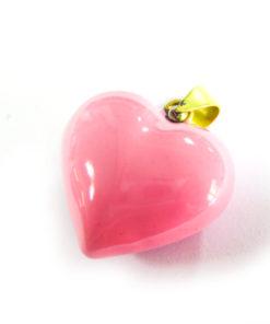 geemailleerde hartvormige bola